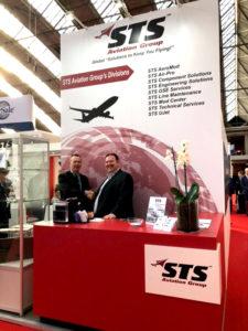 AP and STS Distribution Partnership